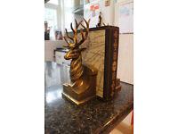 Deer book holder