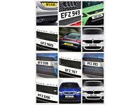 Ni 3x3 Personalised Number Plates Audi BMW Volvo Ford Evo Subaru Honda Toyota Kia GTI M3 RS