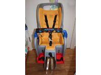 Topeak Bike Seat & Carrier Rack