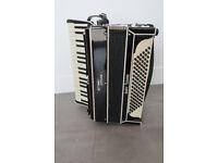 Piano Accordion refurbished Settimio Soprani Baby Grand