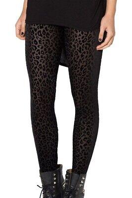 Black Cheetah (black milk leggings cheetah burned velvet)
