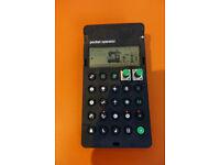 Second hand Teenage Engineering Pocket Operator PO-12 rhythm w/case