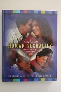 Exploring Human Sexuality Textbook Wilberforce Hawkesbury Area Preview