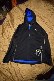 (New) Trespass Soft shell Jacket