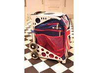 Zuca Bag, insert and frame. W/ light up wheels