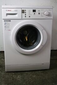 Bosch 6Kg Avantixx Washing Machine, Excellent Condition, 6mo Warranty Delivery and Install Available