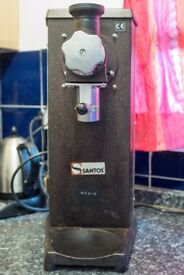 Santos No 4 Commercial Retail Coffee Grinder