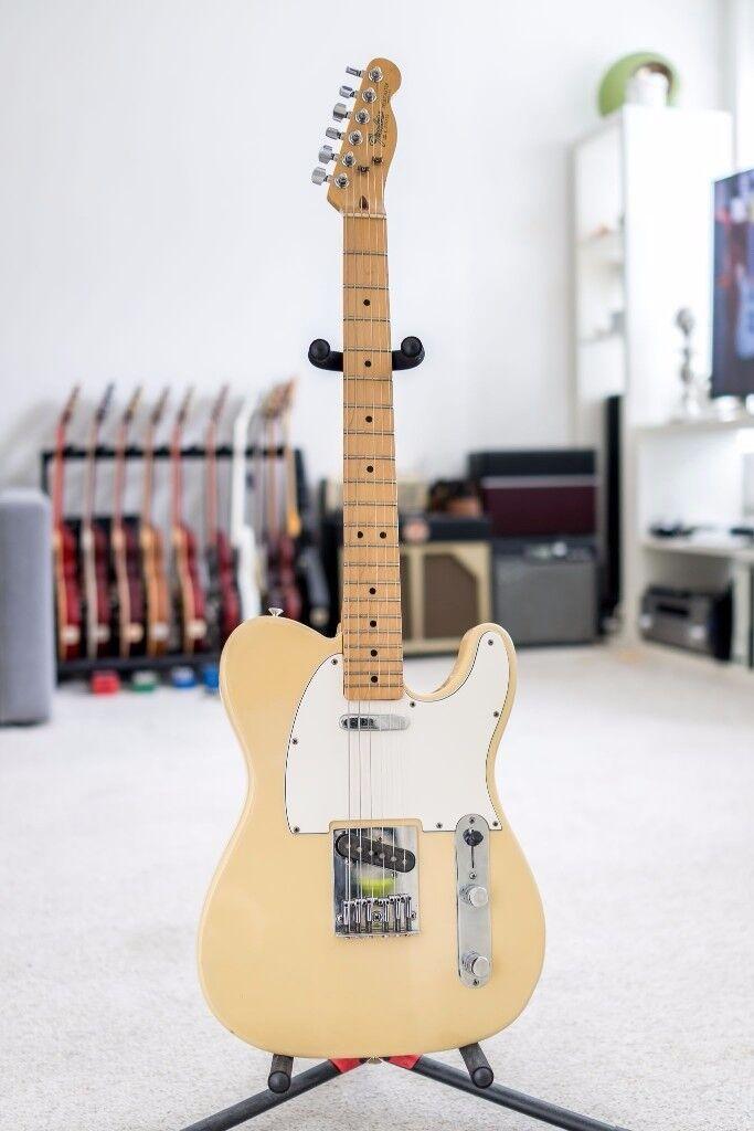 1983 Fender Telecaster American Standard - Jeff Buckley vibe