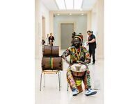 African Drumming & African Dance for Black History Month events