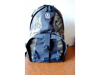 Quality Tamrac dslr backpack in camo.