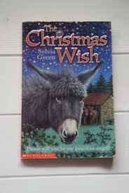 THE CHRISTMAS WISH Sylvia Green BOOK