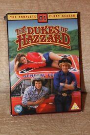 The Dukes Of Hazzard TV Series DVD Season 1