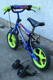 Avigo Blue Thunder Boys Bike