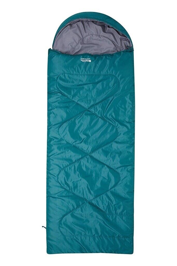on sale 5e2a9 26301 Sleeping Bags - 2 x Mountain Warehouse Summit 250 Square Sleeping Bags | in  West Hampstead, London | Gumtree