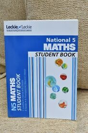 Leckie National 5 Maths student book