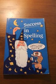 Success in Spelling