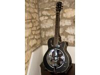 Ozark 3515E Electro-Acoustic Resonator Guitar