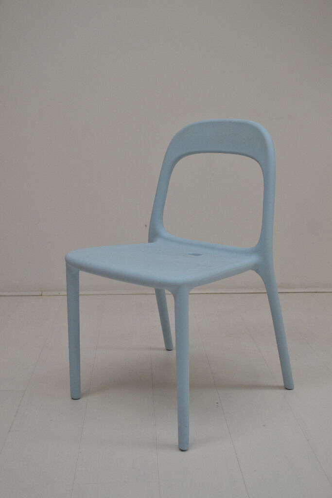 IKEA URBAN Plastic Light Blue Chair in Warrington  : 86 from www.gumtree.com size 683 x 1024 jpeg 34kB