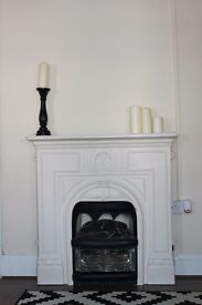 Beautiful Faux Fireplace