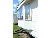 Long-Let Caravan -Available Sept 2016. New Beach Holiday Park, Dymchurch, Kent, TN290JX