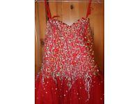 Belle Evening Wear prom dress