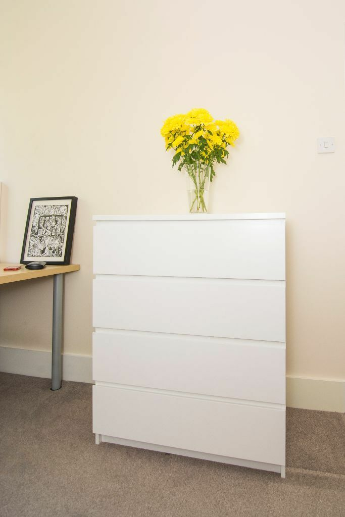 Ikea Malm 4 Drawer Dresser White Bestdressers 2017