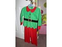 Boy's Christmas Costume