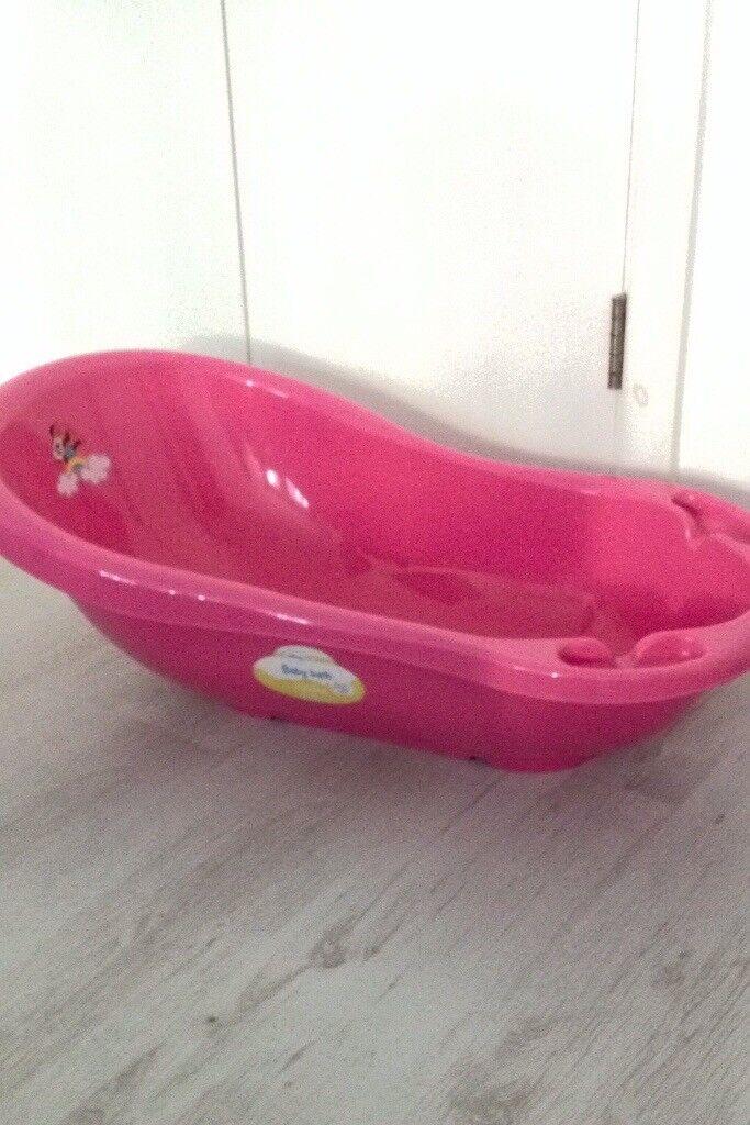 Minnie baby bath & cot mobile
