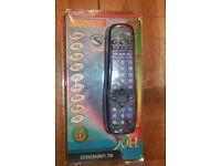 TV and Multi Device Remote Control