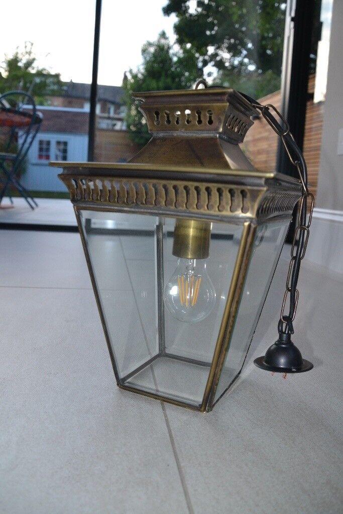 Outdoor Paa Lantern From Holloways Of Ludlow Lighting In Queens Park London Gumtree
