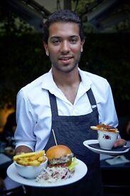 Full and Part Time Floor Staff Needed, Award Winning Chelsea Super Pub/Restaurant/Bar