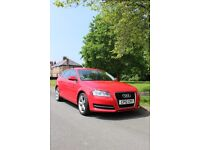Audi A3 Sportback Technik 1.6, 2012, only 17,000 miles, one owner, full service history