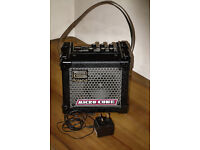 Roland Micro Cube portable guitar amp