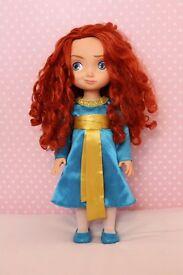 Disney Store Brave Merida Doll