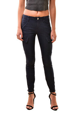J BRAND Womens Houlihan JB000408 Skinny Crop Jeans Blue Size 24 RRP $228 BCF811 for sale  Shipping to United Kingdom