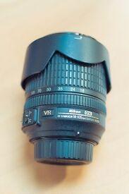Nikon AF-S DX NIKKOR 18-105 mm f/3.5-5.6G ED VR Lens