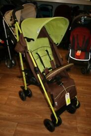 Hauck Speed Pushchair & raincover Ex display model