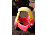 Little Tikes Cosy Coupe - Great Condition Toy Car