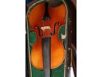 old Januarius Gagliano Filius Alexandri Fecit Neap 1750 violin