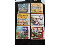 Games for Nintendo 3DS