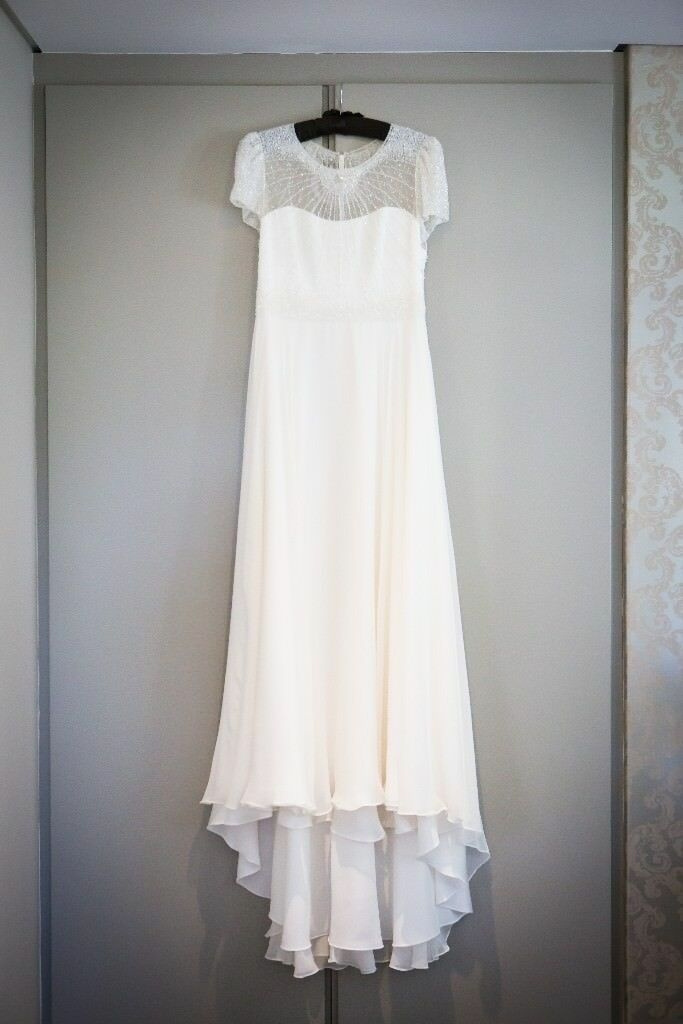 Limited edition jenny packham wedding dress pippa size 14 in limited edition jenny packham wedding dress pippa size 14 junglespirit Image collections