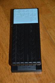 BOSS FV-50 H Volume Pedal