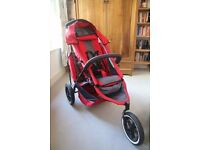 Phil & Teds Sport Double Buggy and full accessories