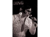 Elvis tribute artist Andy james covers the uk with his award winning act