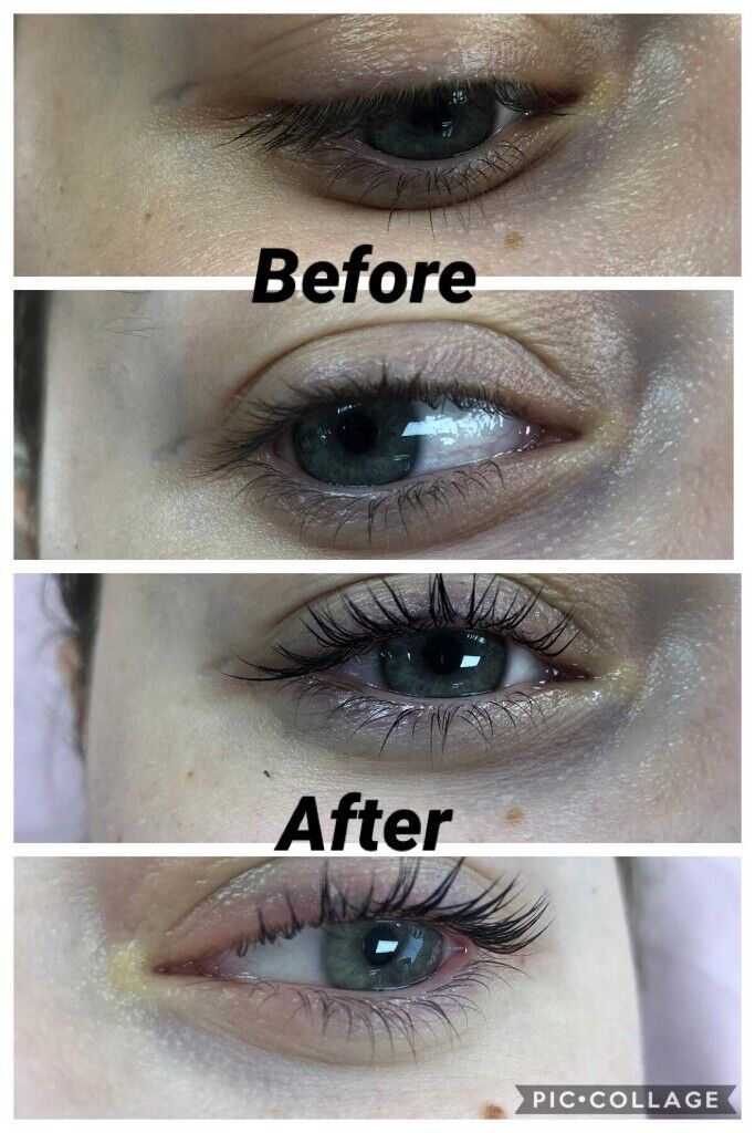 LASHLIFT, LASHCURL, LASH & BROW TINT BACK TO WORK/ COLLEGE