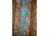 Mermaid Head Statue