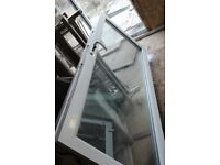 Patio doors 225 high 172 wide, double glazed, very good condition