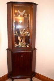 Retro Stag Minstrel Sideboard, corner display unit and large display unit