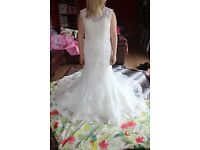 Romantica Ivory Wedding dress, Size 12/14, Never been worn - still in orignally bag