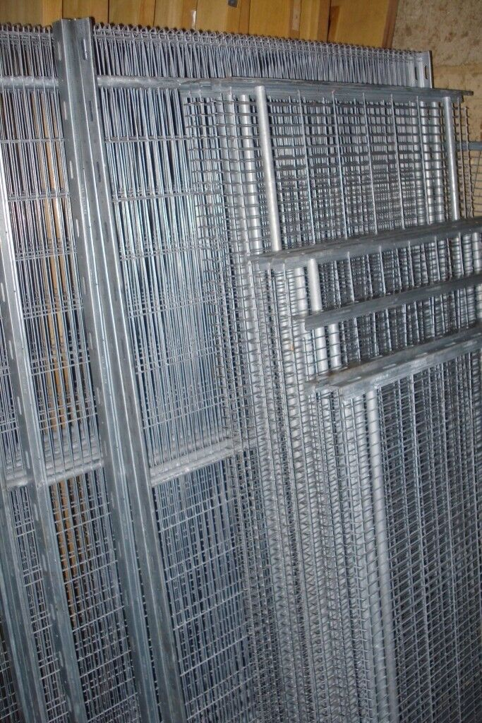 GARANTELL SECURITY FENCING/ CAGING - JOB LOT